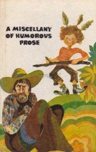 A Miscellany of Humorous Prose / Povestiri umoristice