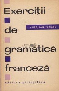 Exercitii de gramatica franceza