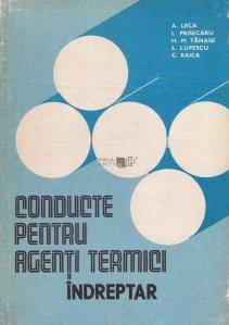 Conducte pentru agenti termici