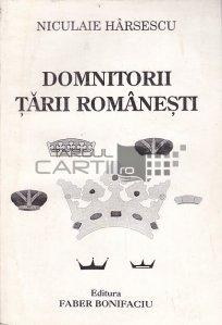 Domnitorii Tarii Romanesti
