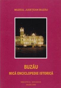 Buzau, mica enciclopedie istorica