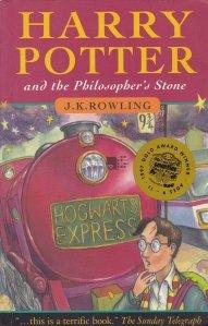 Harry Potter and the Philosopher's Stone / Harry Potter si Piatra Filozofala