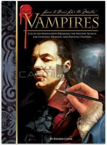 Learn to draw like the masters vampires