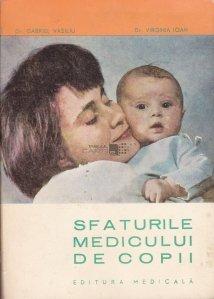 Sfaturile medicului de copii