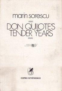 Don Quijote's Tender Years / Tineretea lui Don Quijote