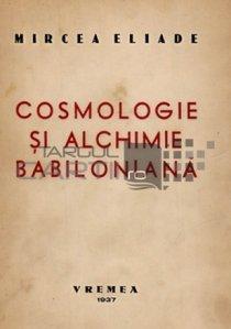Cosmologie si alchimie babiloniana