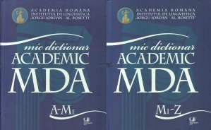 Mic dictionar academic