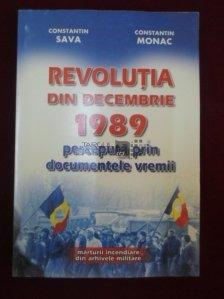 Revolutia Din Decembrie 1989 Perceputa Prin Documentele Vremii