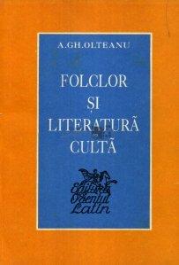Folclor si literatura culta
