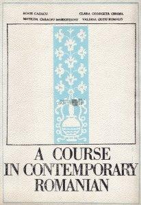 A Course In Contemporary Romanian