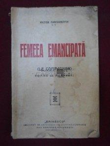 Femeea emancipata