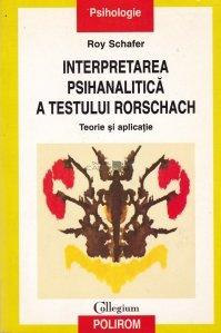 Interpretarea Psihanalitica A Testului Rorschach