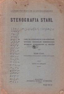 Stenografia Stahl
