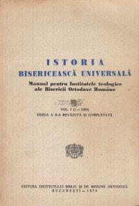 Istoria bisericeasca universala