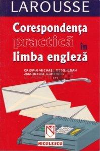 Corespondenta practica in limba engleza