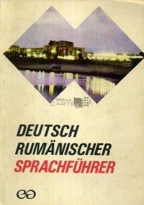 Deutsch-rumanischer Sprachfuhrer / Ghid de conversatie german-roman