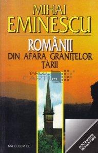 Romanii din afara granitelor tarii