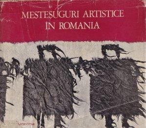 Mestesuguri artistice in Romania