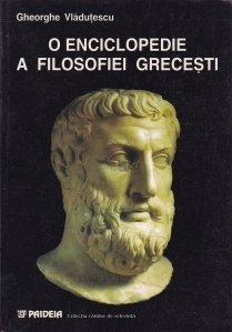 O enciclopedie a filosofiei grecesti