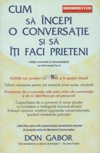 Cum Sa Incepi O Conversatie Si Sa Iti Faci Prieteni