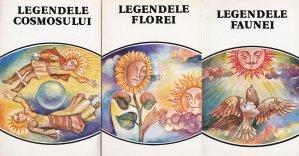Legendele cosmosului. Legendele florei. Legendele faunei