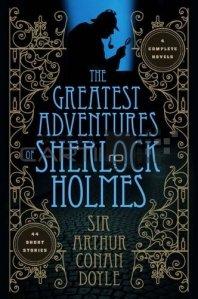 The Greatest adventures of Sherlock Holmes / Minunatele aventuri ale lui Sherlock Holmes