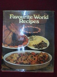 Favourite world recipes