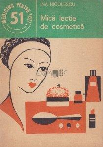 Mica lectie de cosmetica