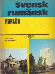 Svensk-rumansk parlor / Ghid de conversatie suedez-roman