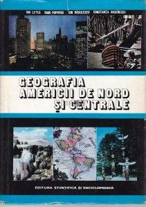 Geografia Americii de Nord si Centrale