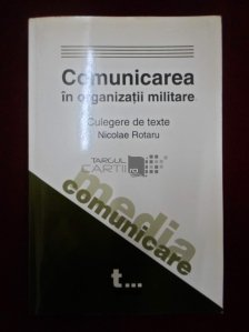 Comunicarea in organizatii militare
