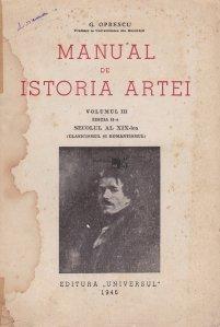 Manual de istoria artei 3