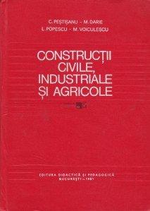 Constructii civile, industriale si agricole