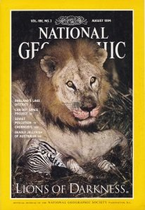 National Geographic (August, 1994)