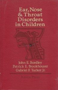 Ear, Nose & Throat Discorders In Children