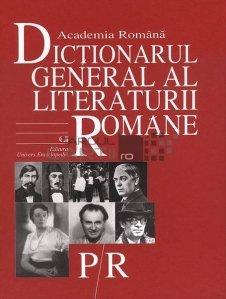 Dictionarul general al literaturii romane