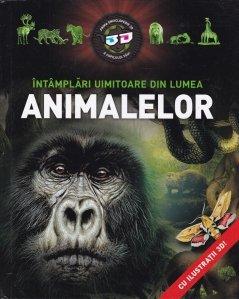 Intamplari uimitoare din lumea animalelor
