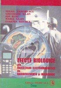 Efecte biologice ale radiatiilor electromagnetice de radiofrecventa si microunde
