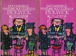 Documentele postume ale clubului Pickwick