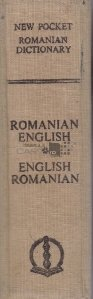 Romanian-English, English-Romanian Dictionary / Dictionar roman-englez. englez-roman