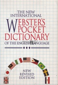 The New International Webster's Pocket Thesaurus of the English Language