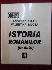 Istoria Romanilor (in date)