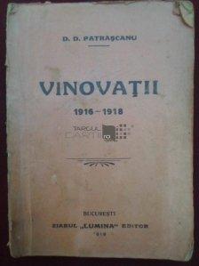 Vinovatii 1916-1918