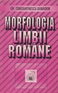 Morfologia limbii romane