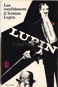 Les confidences d'Arsene Lupin / Confidentele lui Arsene Lupin