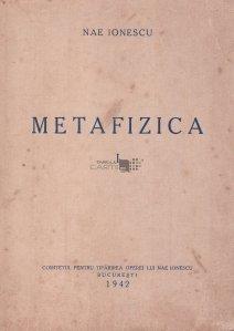 Metafizica