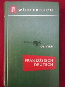 Wortenbuch. Franzosisch Deutsch