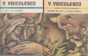 Capul de zimbru (Povestiri, 1). Iubire magica (Povestiri, 2). Zahei orbul
