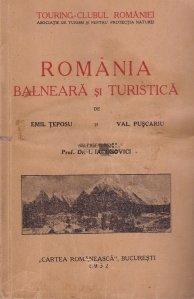 Romania balneara si turistica