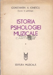Istoria psihologiei muzicale 1